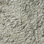 Close up background and texture of mixed fresh concrete on construction site